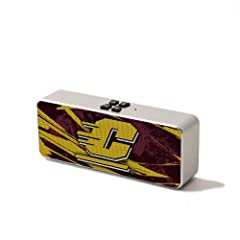 Buy NCAA Central Michigan Chippewas Bluetooth Speaker by Keyscaper