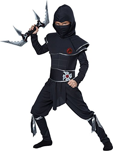 California-Costumes-Ninja-Warrior-Child-Costume