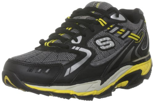 Skechers Men's Diamondback Sneaker Black UK 6