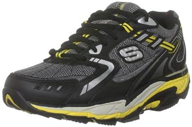 Buy Skechers Mens Shape-Ups AT-Diamondback Trail Shoe by Skechers