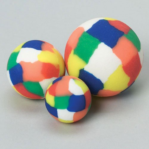 Color Brick Bouncy Balls - 1