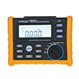 Kingzer MS5203 Insulation Resistance Tester Multimeter vs FLUKE F1520