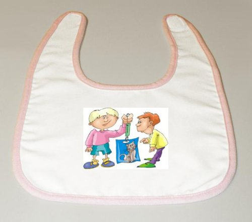 Baby Bib with body, individuals, individual, humans, person, scale, human, persons, cat, weight, people, bag, children image