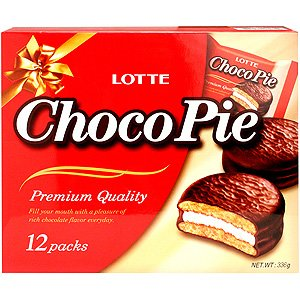 Lotte Chocolate Pie