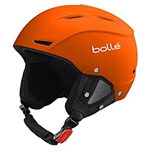 Bolle Backline Helmet - Soft Black, 56-58 cm by Bolle