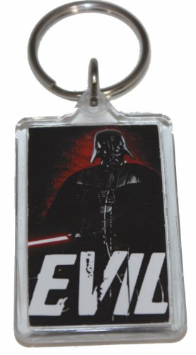 Licenses Products Star Wars Evil Keychain Lucite Keychain - 1