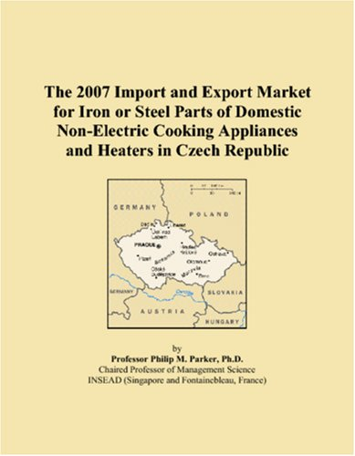The 2007 Import and Export Market for Iron or Steel Parts of Domestic Non-Electric Cooking Appliances and Heaters in Czech Republic