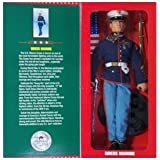 Exclusive Collectors Edition 12 inch Dress Marine - Black Hair Action Figure