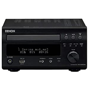 Review and Buying Guide of The Best Denon DM38 DAB Hi-Fi System in Silver