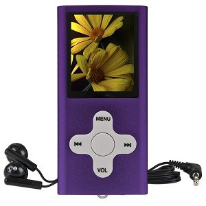 IVO-Sound MP3 Player - m260 2GB