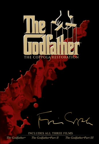 Cover art for  The Godfather: The Coppola Restoration