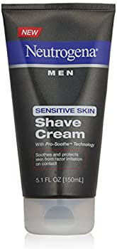 2-Pk. Neutrogena Men Sensitive Skin Shave Cream