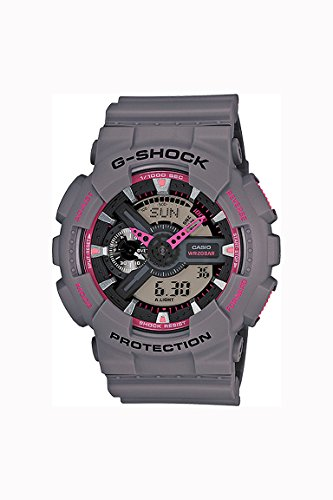 G-Shock GA-110TS-8A4CR Grey - Pink