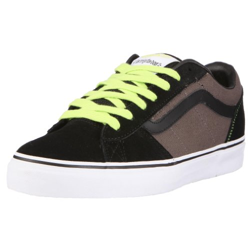 Vans Men's La Cripta Dos Black/grey Trainer V98UY30 . 110 10 UK