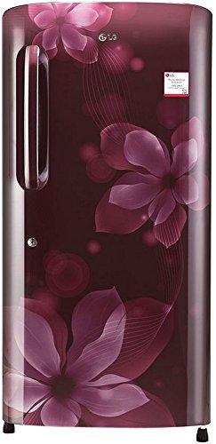 LG GL-B221APOX/ASOX 215L 4S Single Door Refrigerator (Orchid)