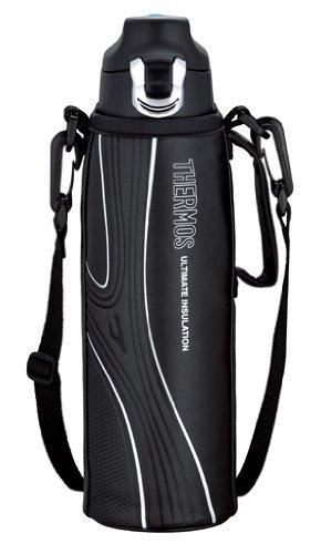 THERMOS 真空断熱スポーツボトル 1.5L ブラック FFF-1500F BK