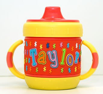 Personalized Sippy Cup: Taylor front-741819