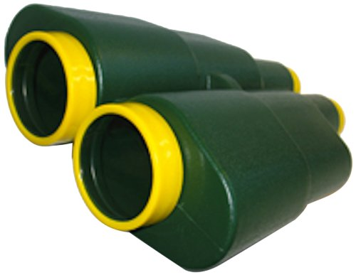 Eastern Jungle Gym Jumbo Plastic Binoculars - Green