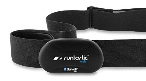 Runtastic Heart Rate Combo Monitor: Bluetooth Smart + 5.3kHz