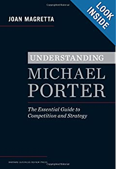 Understanding Michael Porter: The Essential Guide to Competition and Strategy ebook