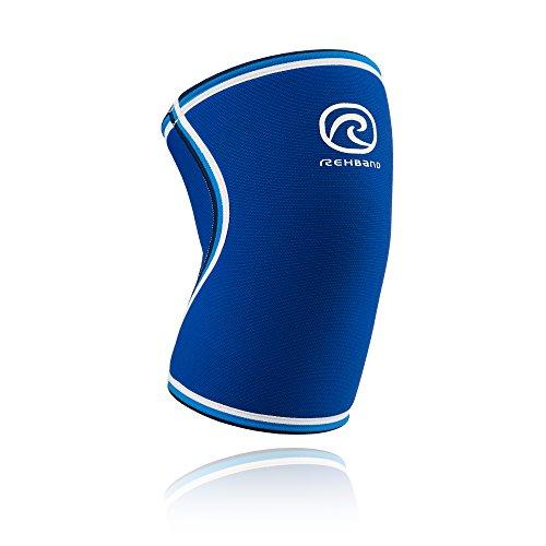 rehband-bandage-kniebandage-retro-neopren-rodillera-de-voleibol-color-azul-talla-m