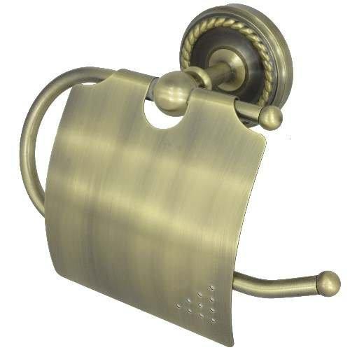 Toilettenpapierhalter Klorollenhalter WC-Rollenhalter Bronze