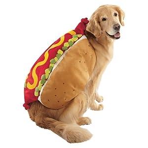Pics Photos - Funworld Costumes Hot Dog Pet Food Dog Costume X Small  Hot Dog Costume