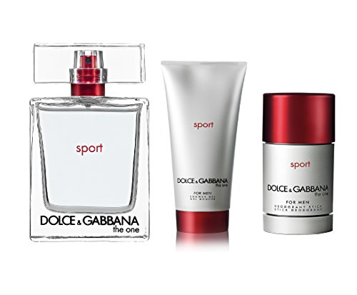 Gift Set The One Sport Pour Homme: Eau De Toilette 100 ml Spray + Shower Gel 50 ml + Deodorante Stick 75 ml Uomo