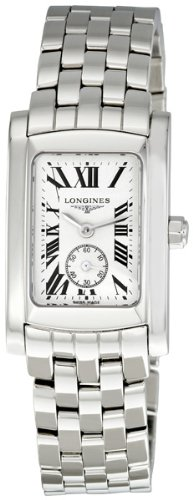 Longines Dolce Vita Silver Dial Stainless Steel Ladies Watch L51554716