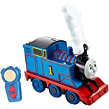 Sleek, High Velocity Design Thomas & Friends Turbo Flip Train With Unique Light Up Track Projector, Blue