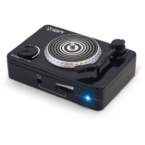 ION Audio Vinyl Forever USB Audio Converter for Turntables