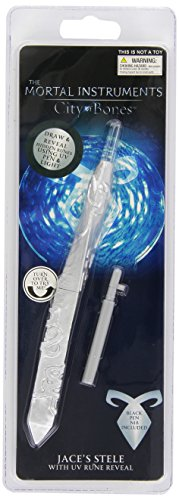 Mortal Instruments - City of Bones Jace's Stele With UV Rune Reveal (Light And Pen)