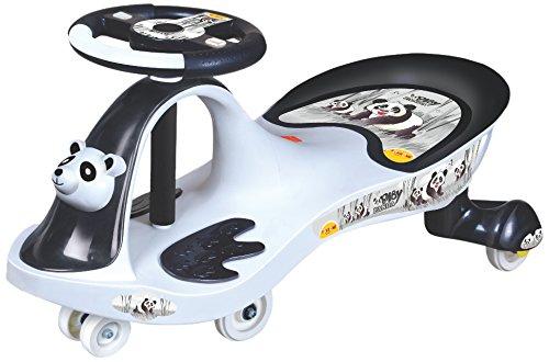 TOYZONE Baby Panda Free Wheel Magic Car