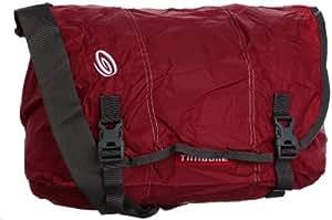 Timbuk2 Hidden Messenger Bag (Rev Red/Gunmetal, One Size)