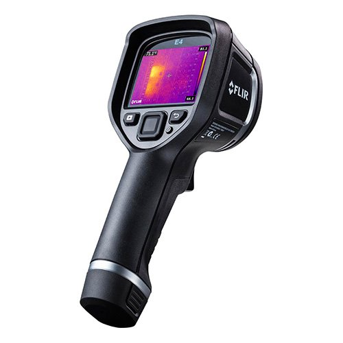 FLIR Systems FLIR E4 Thermal Imaging Camera, 80 x 60 with MSX