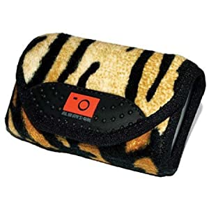 MADE Always On AO-1119-TIG Wrap Up Compact Camera Wrap (Tiger Pattern)