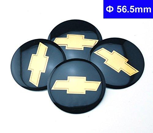 4pcs-d026-565mm-emblem-badge-sticker-wheel-hub-caps-centre-cover-black-chevrolet-cruze-silverado-vol