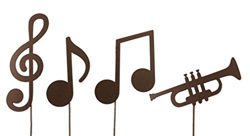 Topfstecker-Violinschlssel-Notenschlssel-Schnes-Geschenk-fr-Musiker