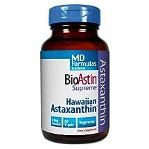 Nutrex, Bioastin Supreme 6mg, 60 veg caps
