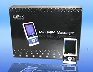 iSmart Mini MP4 Massager by Eliking - 1 Kit