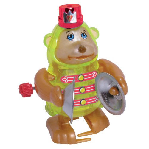 California Creations Z Monkey with Cymbals Tucker Windup Toy - 1