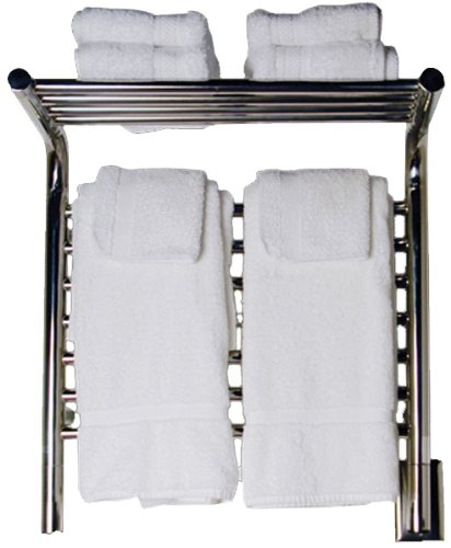 Jeeves Mso-20 20-1/2-Inch X 22-Inch Shelf Towel Warmer, Oil Rubbed Bronze