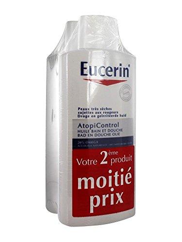 Eucerin atopicontrol Olio Bagno e Doccia-2x 400ml