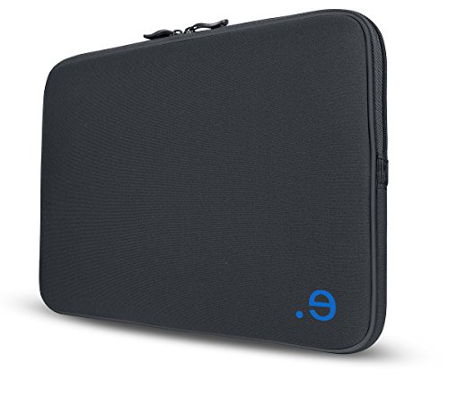 Be.ez Case for 13-Inch Mac Book Air - Grey/Blue