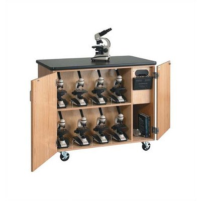Diversified Woodcrafts Mobile Micro-Charge Station