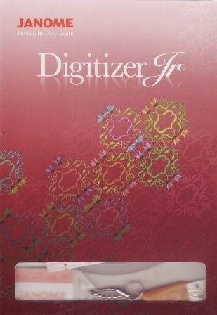 Janome Digitizer Jr. V3.0 Embroidery Machine Software (Janome Monogram compare prices)