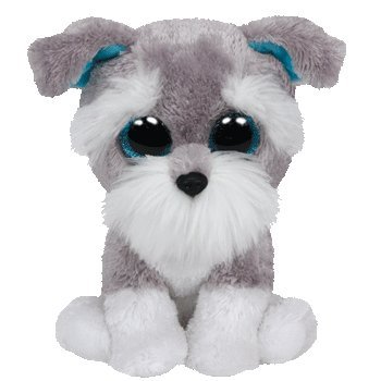"Whiskers Ty Beanie Boos 6"" - 1"