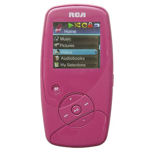 RCA M4018A 8GB MP3 PLAYER