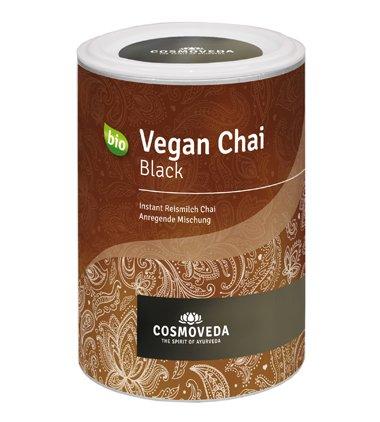 COSMOVEDA-Vegan-Chai-Black-200g-bio-vegan-Instant-mit-Reismilch-Schwarztee