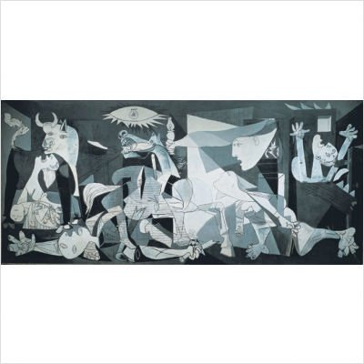 Picture of Fun Educa 11502 Guernica 3000 Piece Jigsaw Puzzle (B001N8TW9I) (Jigsaw Puzzles)